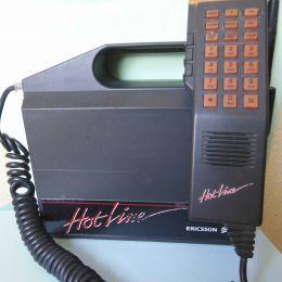 1º LOS + ANTIGUO ERICSSON Hotline 431CM