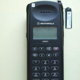 MOTOROLA International 6200