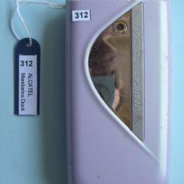 ALCATEL Mandarina Duck