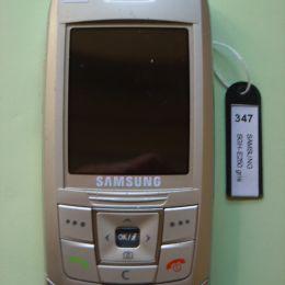 SAMSUNG SGH-E250 gris