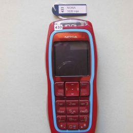 NOKIA 3220 rojo