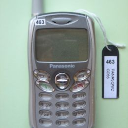 PANASONIC GD 55