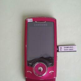 SAMSUNG SGH-U600 Rosa