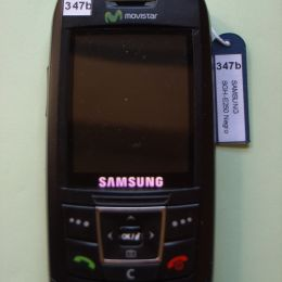 SAMSUNG SGH-E250 Negro